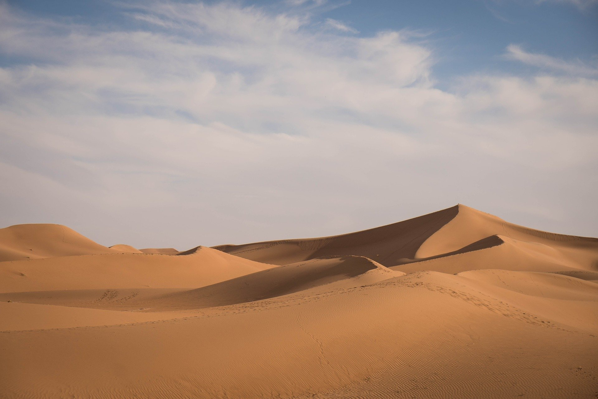 Le désert du Sahara est-il sûr ?